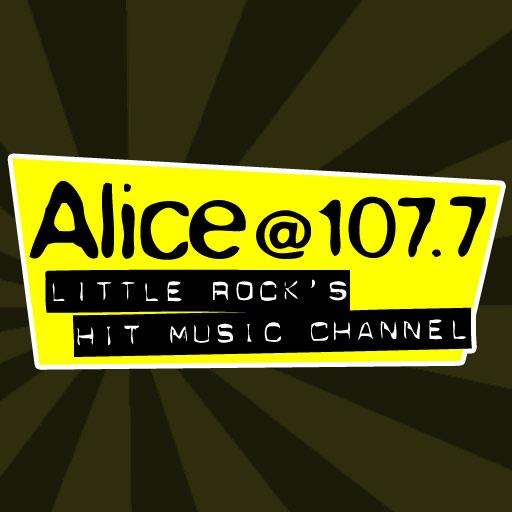 Alice @ 107.7 媒體與影片 App LOGO-APP開箱王