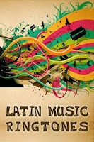 Screenshot of Latin Music Ringtones