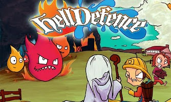 Screenshot of HellDefence