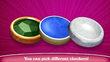 Screenshot of Hardwood Backgammon Free