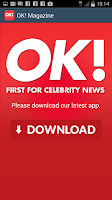 Screenshot of OK! Magazine Updater