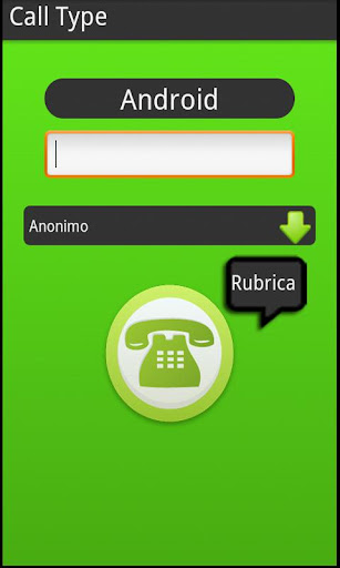 Call Type