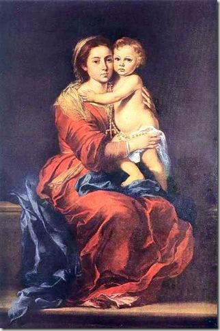 Mamá María del Rosario