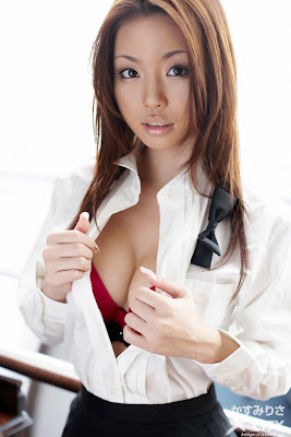 007 Sexy Babe   Risa Kasumi