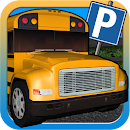 Bus Parking 3D Race Simulator icon