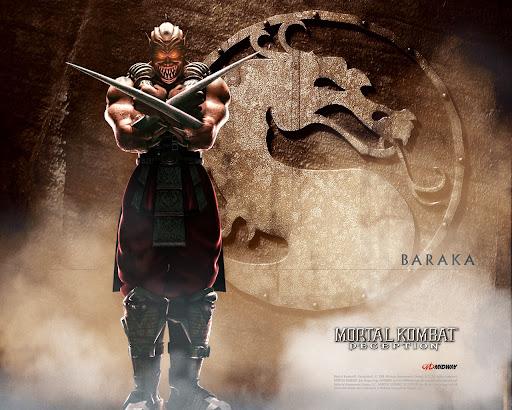 Superhero Wallpapers-Mortal Kombat 2