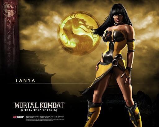 Superhero Wallpapers-Mortal Kombat 5