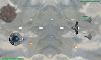Screenshot of Sky Defender