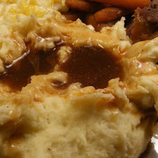 Kraft Garlic Mashed Potatoes