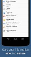 Screenshot of 1Password