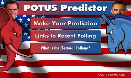 POTUS Predictor 2012