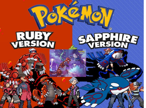 Pokemon Ruby and Sapphire 3DS remakes announced