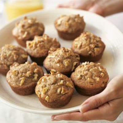 Banana-Buttermilk Muffins