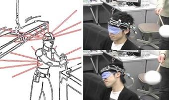 Haptic Radar Project