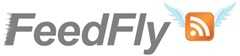 FeedFly logo - Windows Mobile feed reader