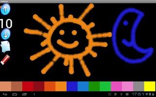 Screenshot of Neon Tube Draw