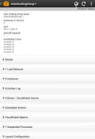 Screenshot of AWS Console