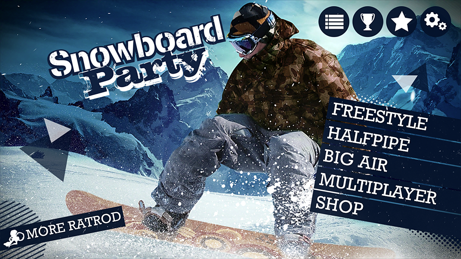 Snowboard Party Screenshot 7