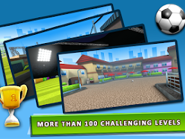 Screenshot of Kick The Ball FREE
