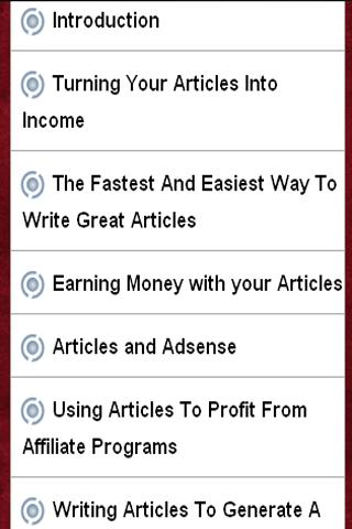 Write Articles to Make Money