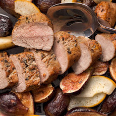 Easy Roasted Pork Tenderloin Recipe