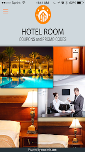 Hotel Room Coupons - I'm In! - screenshot