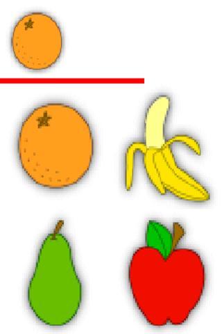 Zjedz owoce dla dzieci