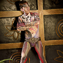 by Tristan Yap - People Body Art/Tattoos