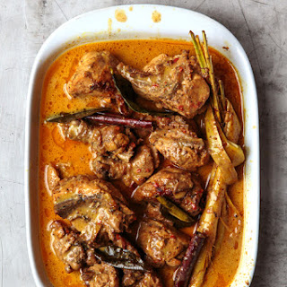 Gulai Ayam (Padang-style Chicken Curry)