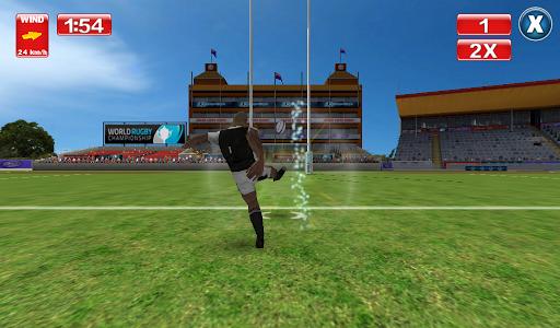 Jonah Lomu Rugby: Mini Games - screenshot