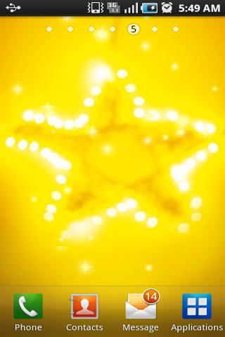 星光闪烁梦幻动态壁纸 VI