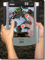 Microsoft Lucid Touch