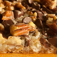 Basic Seven-Layer Bars Recipe