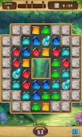 Screenshot of Gems Journey