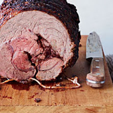 Beef Chuck Eye Roast with Paprika-Herb Rub