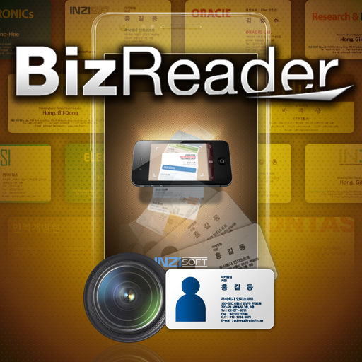 BizReader 명함스캐너 비즈리더 한/영 명함인식 商業 LOGO-玩APPs