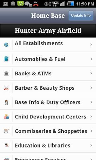 【免費書籍App】Hunter Army Airfield Directory-APP點子