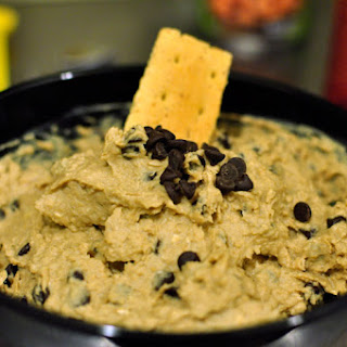 Chocolate Chip (Bean) Dip