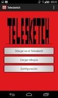 Screenshot of Telesketch