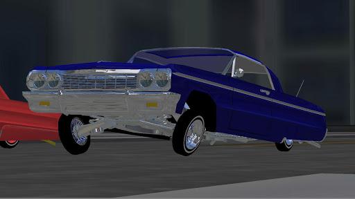 Lowrider Car Game Deluxe - screenshot