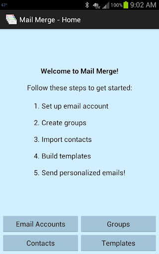 Mail Merge Lite