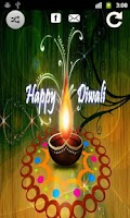Screenshot of Diwali Wallpapers & Greetings