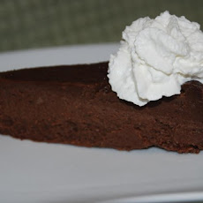 Chocolate Espresso Cake (flourless)