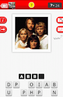 Screenshot of Guess The Band - Logo Quiz