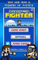 Screenshot of GoGo Tap ! Fighter - Iron Fist