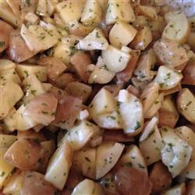 Octoberfest German Potato Salad