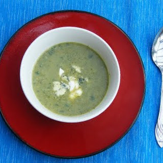 Gwyneth's Broccoli & Cheese Soup