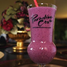 Thick Mixed Berry Smoothie