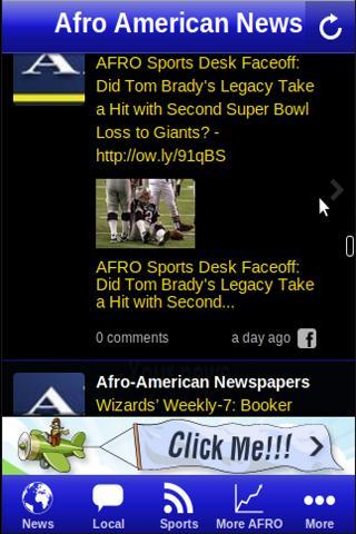 AFRO American Newspaper