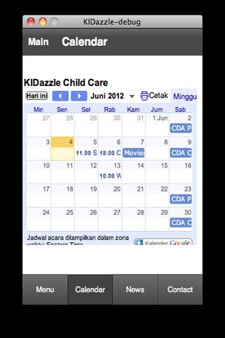 KIDazzle Child Care